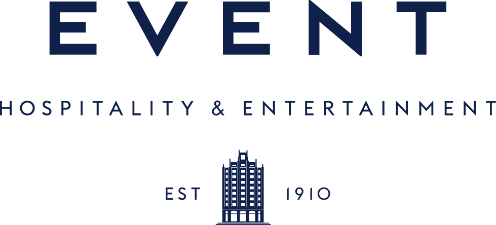 EVENT hospitality and entertainment logo